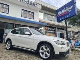 BMW - X1 SDrive 20i - 2014 - Branca