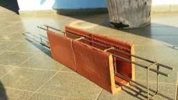 Canaletas de Barro construção