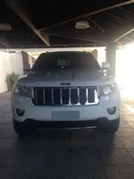 Grande Oportunidade, Jeep Grand Cherokee Limited, 2013, Diesel, Top de linha. - 2013