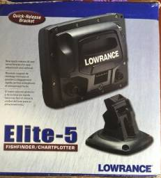 Sonar Lowrance Elite-5