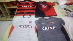 Camisa oficiais do vitoria topper