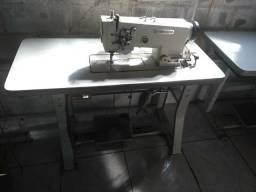 Máquina de costura prespontadeira alternada