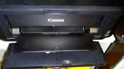 Impressora Canon Wifi scaneador semi novo