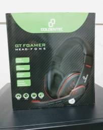 Headset Gamer com microfone