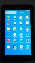 Tablet de chip por celular