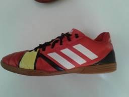 Chuteira de Society e Futsal Adidas Nitrocharge 3.0, n 39