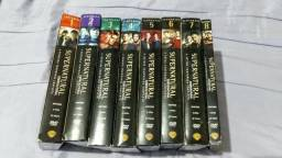 Box Supernatural - 1º a 8º Temporada