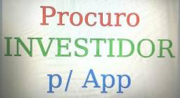 Procuro Investidor para Aplicativo