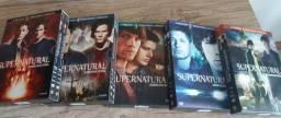 Box DVD Supernatural