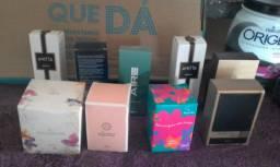 Mini perfume jequiti 25ml