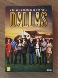 Dvd - Dallas: A Primeira Temporada Completa