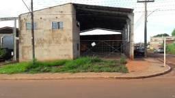 Barracão de esquina av. guaicurus 390 m²