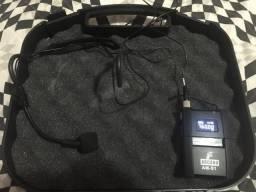Microfone auricular Arcano