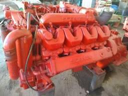 Motor Scania Maritimo