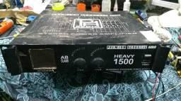 Amplificador 1500Rms puros
