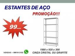 Promoção de estantes de aço reforçadas da fábrica
