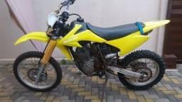 Suzuki Dr 350 (trilha) Só 12X 389,00 - 2018