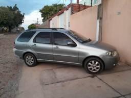Fiat Palio Weekend Elx 1.4 8v (flex) 2007 Em Dias - 2007