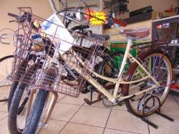 Bicicleta Retrô Aro 26 com Marcha