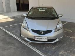 Honda Fit diferenciadissímo! Imperdível - 2012