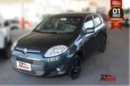 Fiat Palio Attractive 1.4 Cinza - 2013