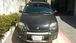 Renault Scenic Sportway 1.6 16 valvulas 2004 - Com GNV - Legalizada tudo em ordem - 2004