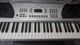 Teclado musical csr 558