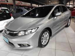 Honda Civic  Sedan LXR 2.0 Flexone 16V Aut. 4p FLEX AUTOMÁT - 2014