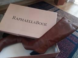 Bota de couro Raphaella Booz