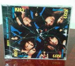 Cd Kiss - Crazy Nights - The Remasters - Importado
