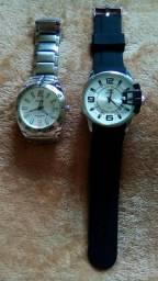 Promoção! Relógios Orient e Mormaii Originais (Único Dono)