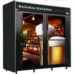 Mini Câmara para Cerveja Frilux para 30 cxs - Dino Garcia 47- *