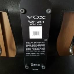 Pedal de Guitarra Vox Wha Wha