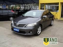 Corolla XEI Automático + Banco em Couro Entrada Apartir R$ 3990,00 + 48x - 2014