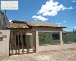 Casa à venda com 2 dormitórios em Setor pampulha, Formosa cod:CA00007