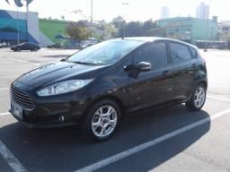 New Fiesta 1.5 SE hatch baixo km ZERO de entrada + 48x de R$1255,00 fixas! - 2014