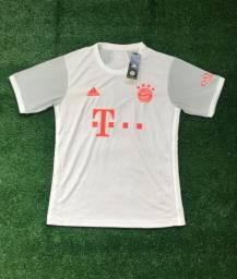 Camisa Bayern M. - Reserva - 2020/21