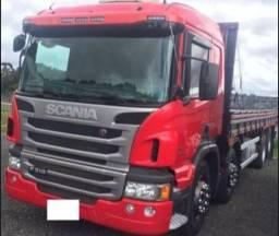 Caminhão- P310 Bi-truck 2015 com carroceria