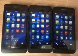 Blackberry Z10 - 4g Mem, 16gb, Dual Core 1.5ghz - De Vitrine- Un