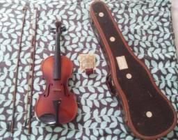 Violino 4/4 cópia do Antónius Stradivarius Faciebat Cremona 1713- Fab. Western Germany