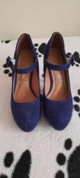 Sapato Vizzano azul marinho