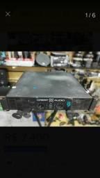 Amplificador profissional crest audio ca9
