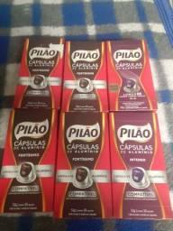 Vendo cápsulas de café Pilão