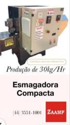 Máquina para farelo e óleo pequena