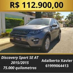 Discovery Sport SE 2015