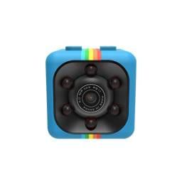 Mini camera 1080P hd com cartão de memória