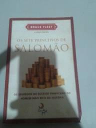 Livro Os sete princípios de Salomão
