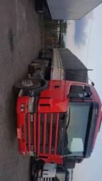 Scania 114 mais carreta schiffer 2013