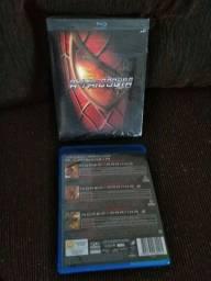 Trilogia em Bluray Homem Aranha