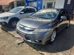 Honda civic LXS Aut com gnv